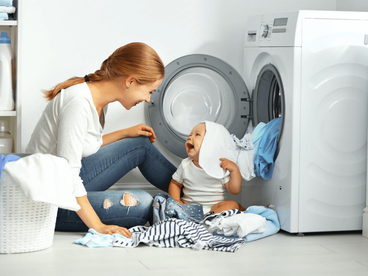 洗濯機が途中で止まらないための対策