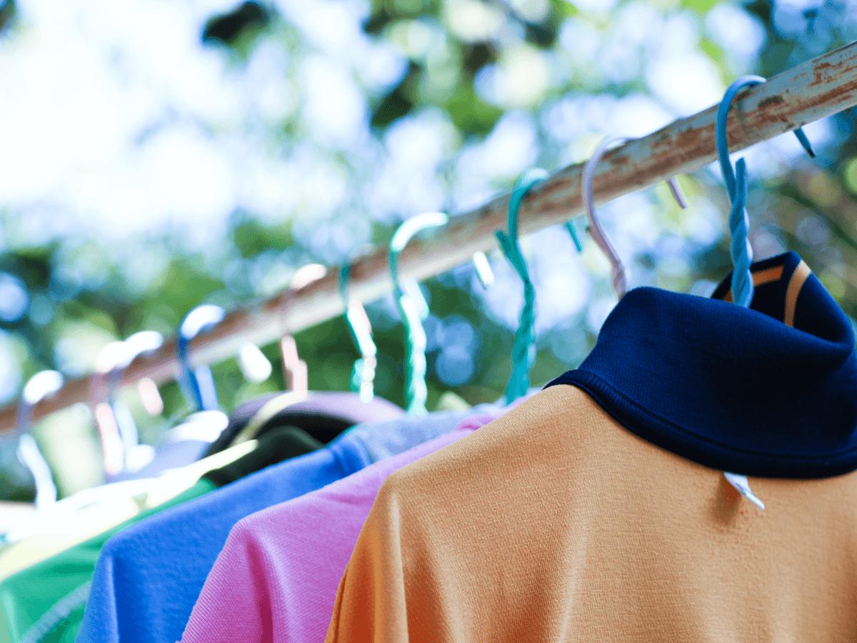 ダウンジャケットの洗濯方法、お手入れ方法を紹介します。