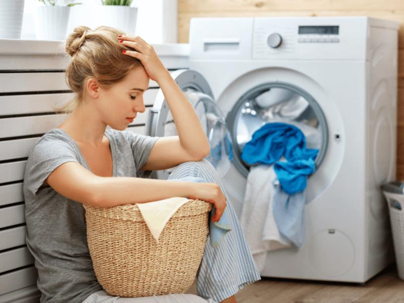 洗濯ネットを使用するデメリット
