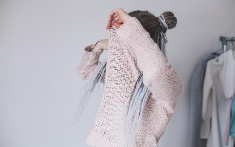 セーターを洗濯しても毛玉にならない方法って?