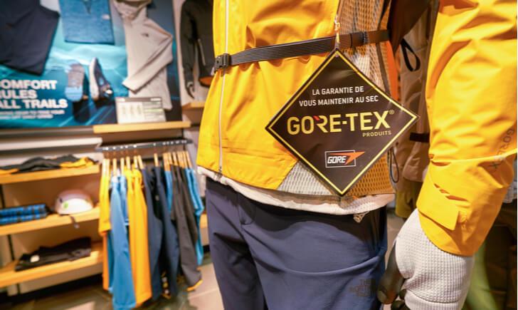 ゴアテックス(GORETEX)を洗濯しないとどんな問題が起きるのか