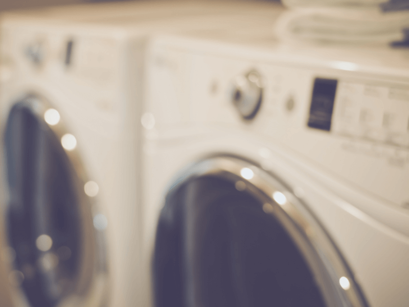 乾燥機は洗濯ネットを使用禁止