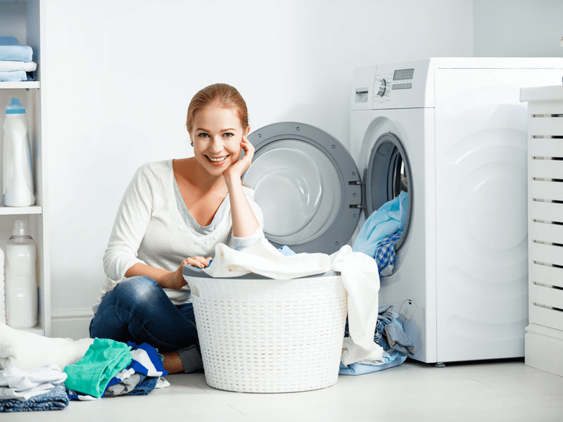 洗濯ネットを使って衣類を長く活用しよう