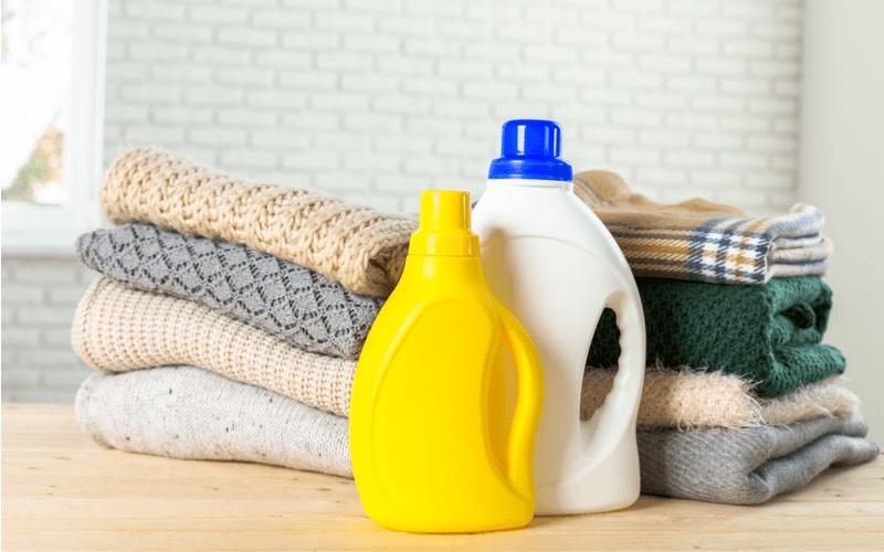 セーター 洗濯,洗剤・柔軟剤の選び方