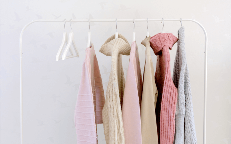 洗濯でセーターが縮むのを防ぐには?