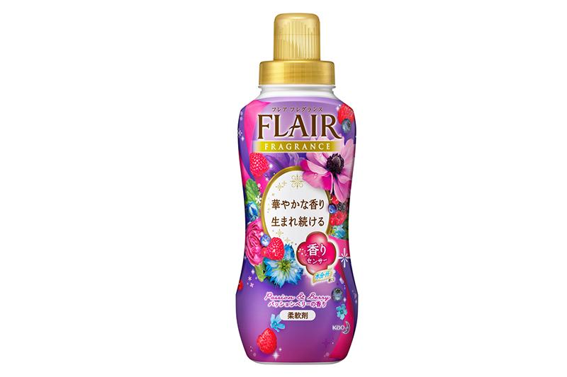 【レビュー】フレアフレグランス 魅惑のパッションベリーの香りの使用感・洗い心地は?【レポート】