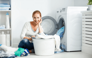 ドラム式洗濯機は清潔を保っていれば臭いは気にならない!