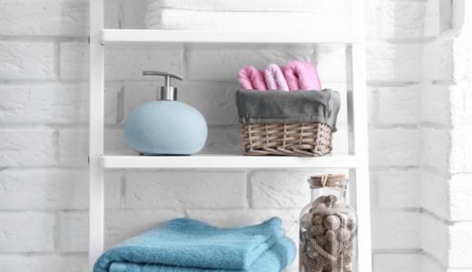 タオルの収納アイディア特集!簡単にできるDIYのやり方やおすすめアイテム3選