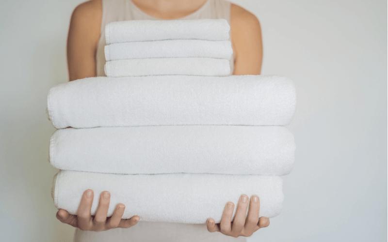 タオルケットが汚れる原因