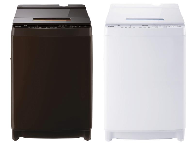 東芝の人気洗濯機6選と口コミ!タテ式やドラム式のおすすめ機種や特徴