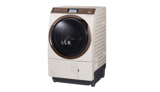 【新発売】新機能を搭載したななめドラム洗濯乾燥機NA-VX9900他4機種が10月1日発売開始