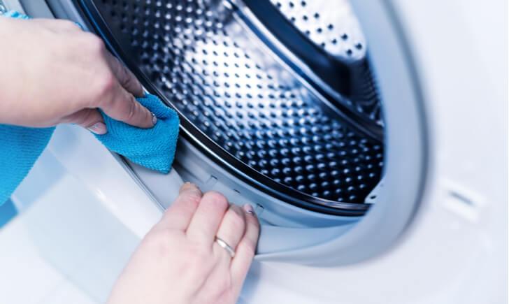 洗濯機を掃除して気持ち良く洗濯をしよう!