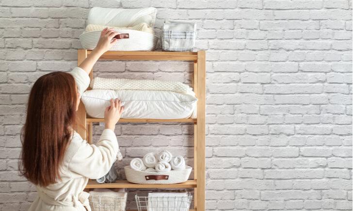 タオルケットを洗濯する頻度はどのくらい?