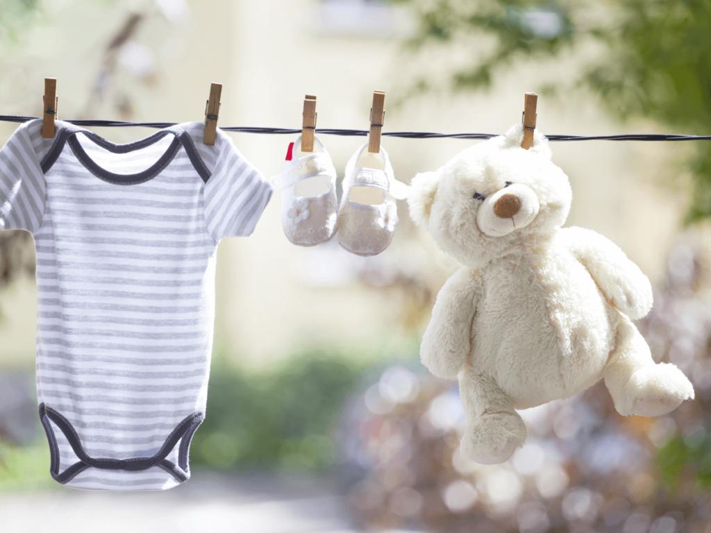 d90c13d6634e0 水通しを赤ちゃん用品にする必要性と理由!洗濯機と手洗い方法比較 ...