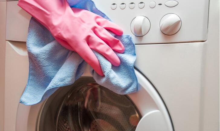洗濯機を汚さないために心がけること