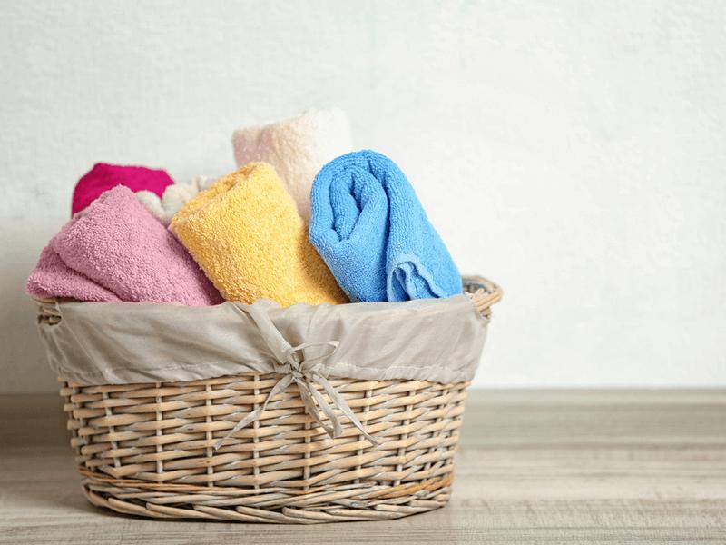 タオルをふわふわにさせる方法
