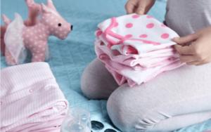 赤ちゃんの服以外にも?水通しの必要性と洗濯機を使う場合、手洗いの場合の方法