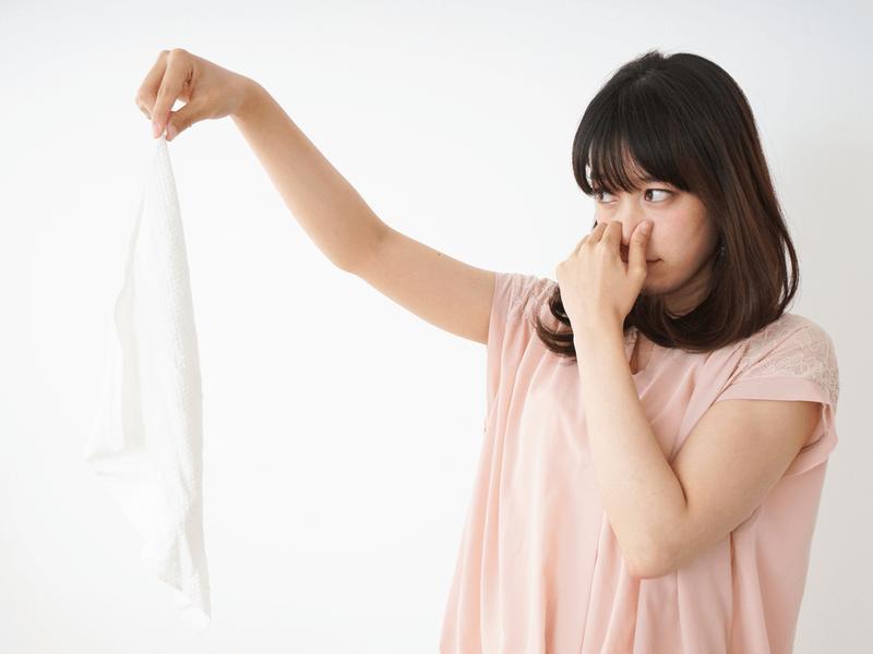 タオルが臭い原因