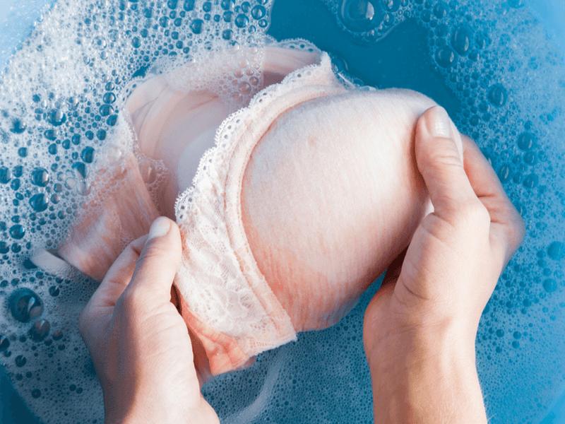 ブラジャー洗い方
