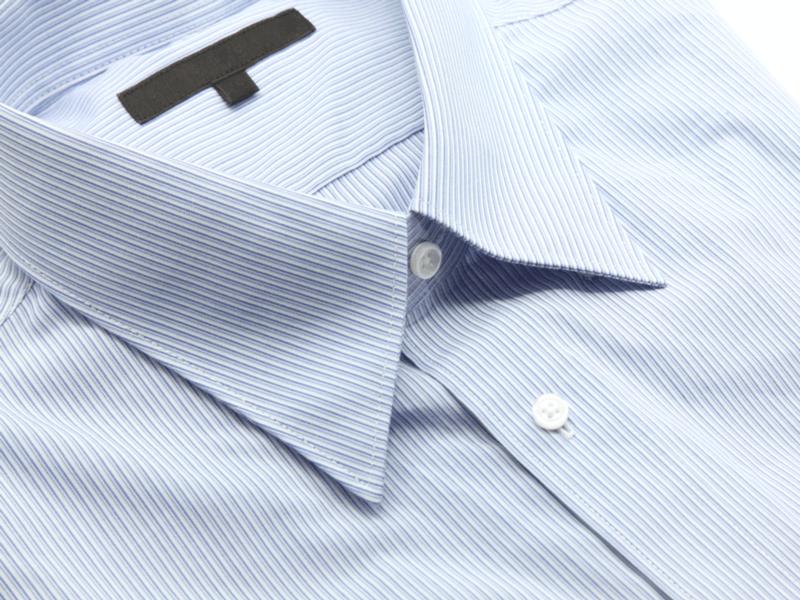 『スーパーノンアイロンシャツ』に新機能追加!台襟部分に消臭芯が加わり汗・ニオイ対策強化
