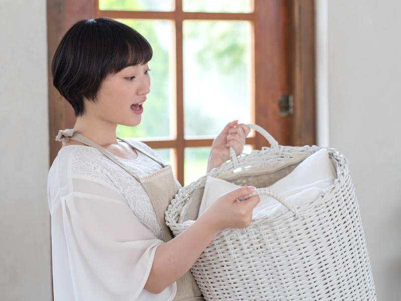 シルクは自宅で洗濯できる?失敗しない洗濯方法と注意点