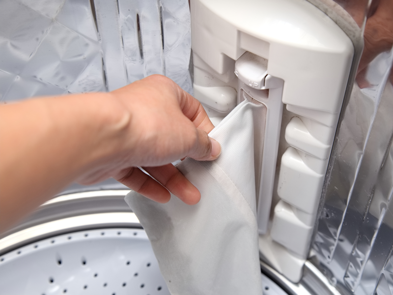 洗濯物にほこりがつく4つの原因