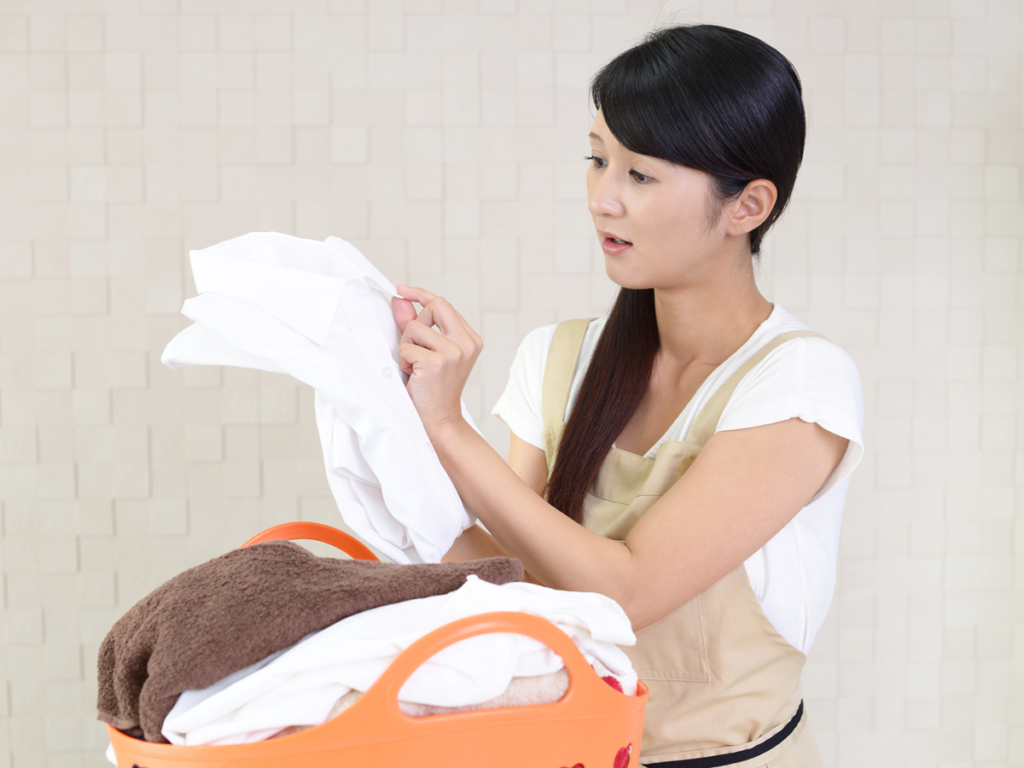 洗濯物にほこりがつく4つの原因!取り方と対処法8つ