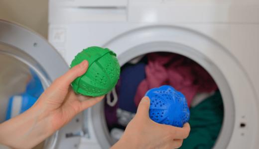 洗濯ボールの効果とは?使い方・種類とおすすめ5選をご紹介