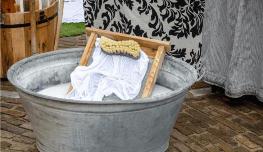 手洗い洗濯が良い4つの理由!手洗い推奨の衣類を洗濯機で洗う方法もご紹介