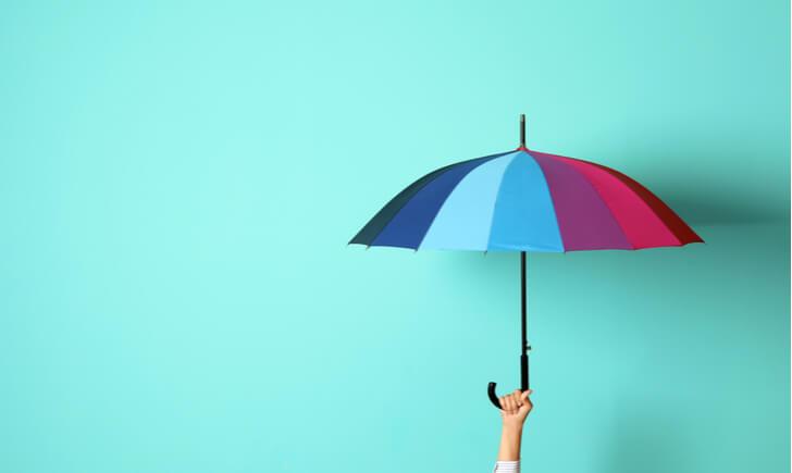 傘の洗い方をマスターして長持ちさせよう