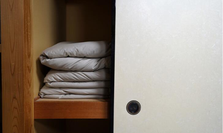 押入れに布団を収納する方法!クローゼットにしまえない方へ