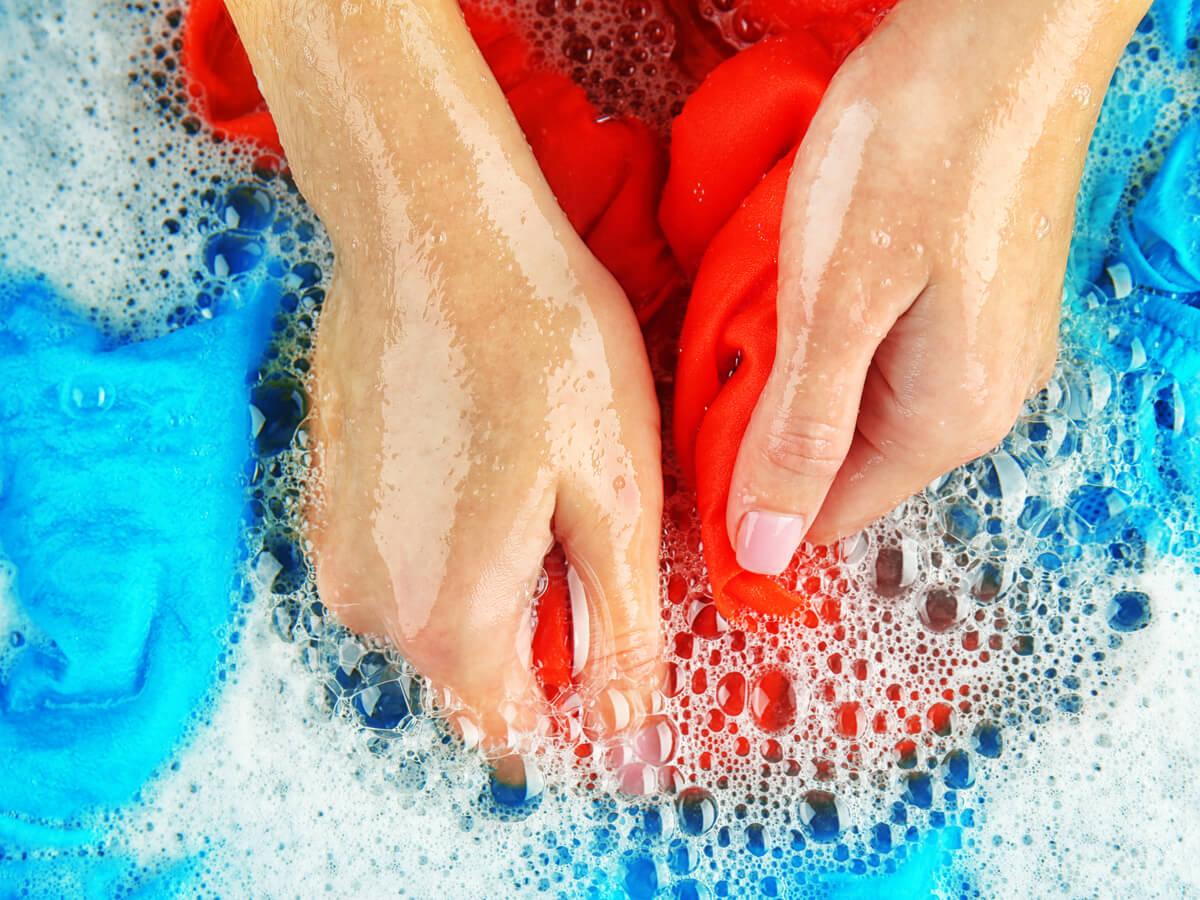 自宅で洗うことができるシルクの洗い方