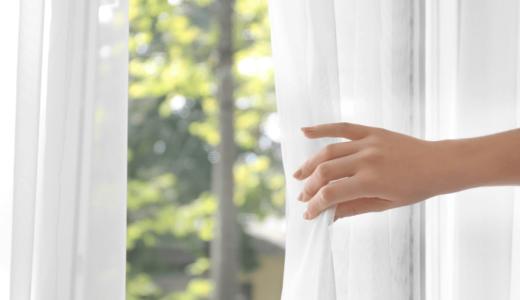 カーテンの洗濯方法には4つのポイントがあった!洗う頻度とカビ・シミ対処法