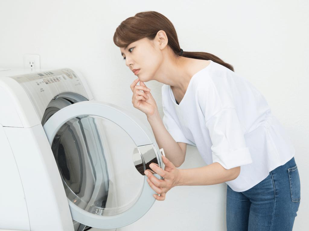 洗濯機が排水できない故障時の対処法を伝授!まずは原因をチェック