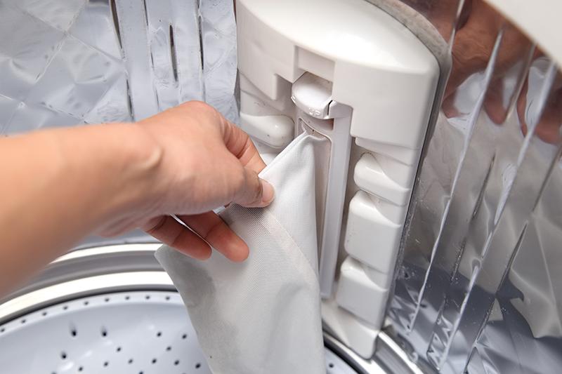 洗濯機の脱水エラーを防ぐ方法