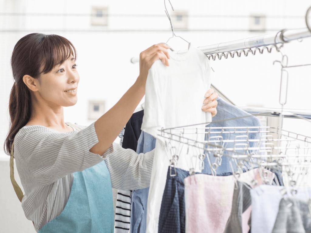毎日の家事に欠かせない洗濯用ハンガーを種類別で大紹介!おすすめはこれ!