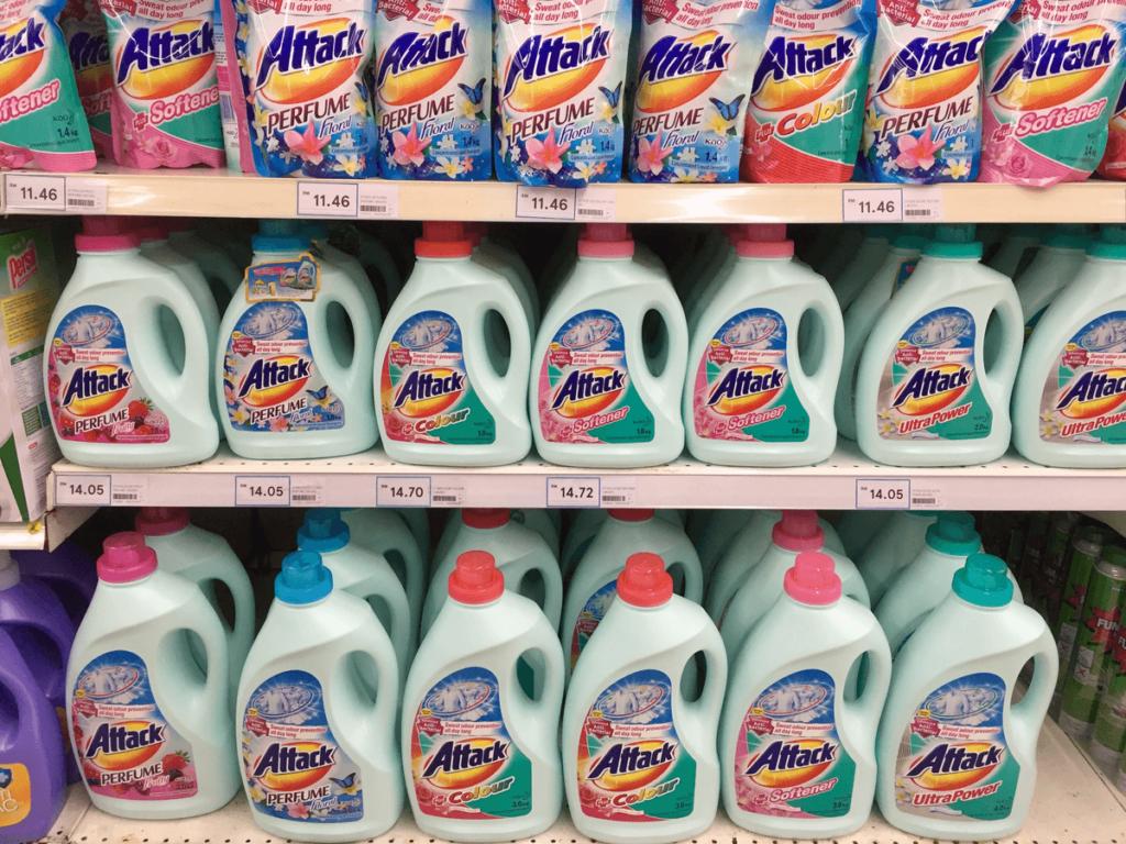 アタック 洗剤