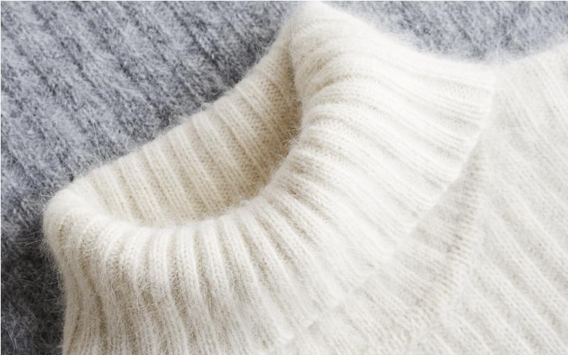 ウール セーター