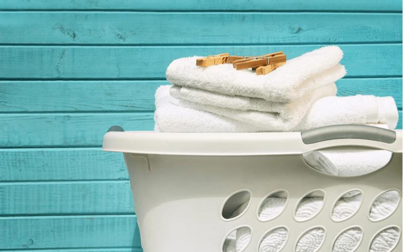 バスタオルを洗う頻度は?