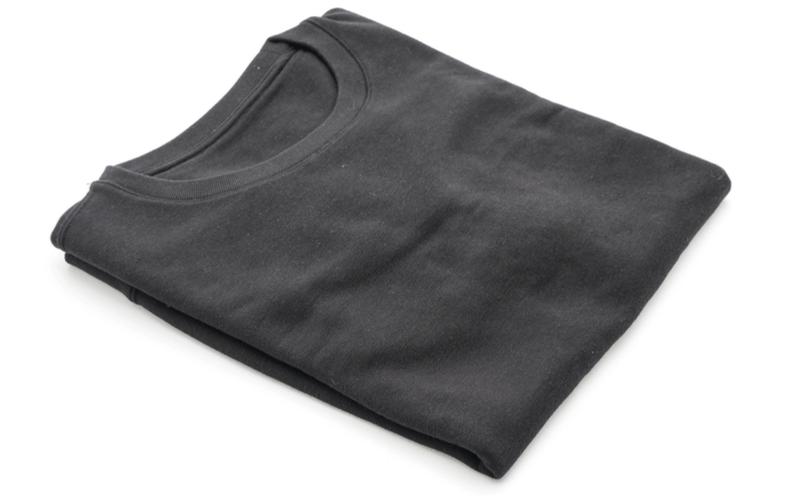 Tシャツをキレイにアイロンがけするコツ