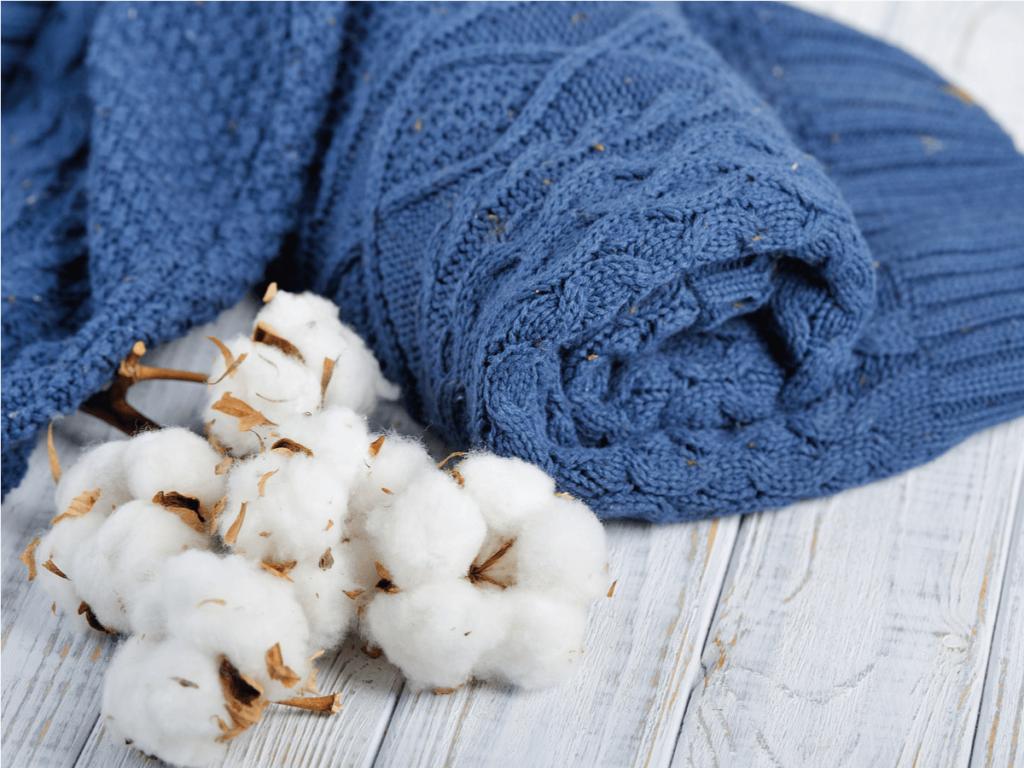 綿素材にも種類があった?特徴や5つのメリットを知って有効的に取り入れよう