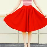 スカート 干し方