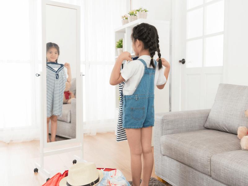 子供服の収納が楽になる!楽しくお着替えしたくなるアイテム