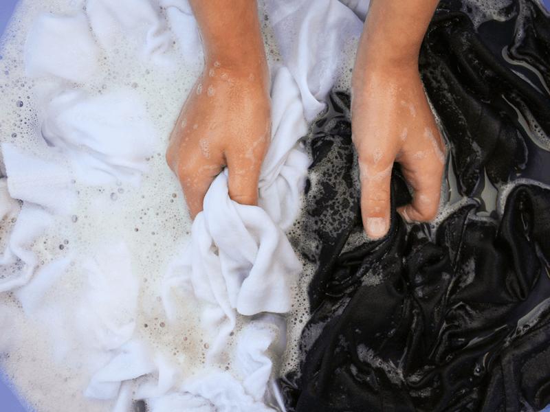 体操服 洗濯