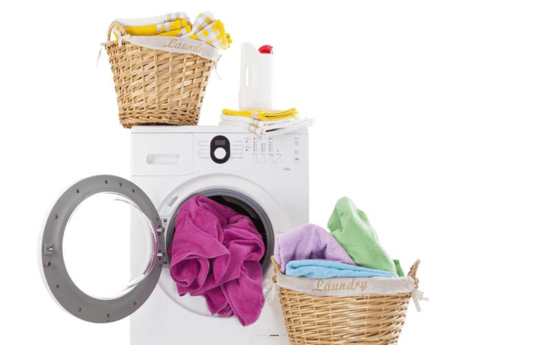 冬場に多い粉末洗剤の溶け残り解消法