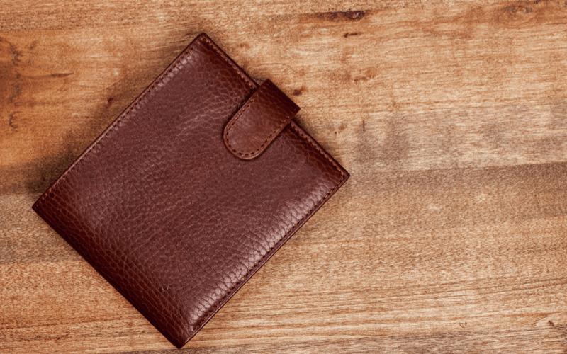 布・革の財布は家で洗濯できるの?