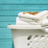 洗濯物,タオル