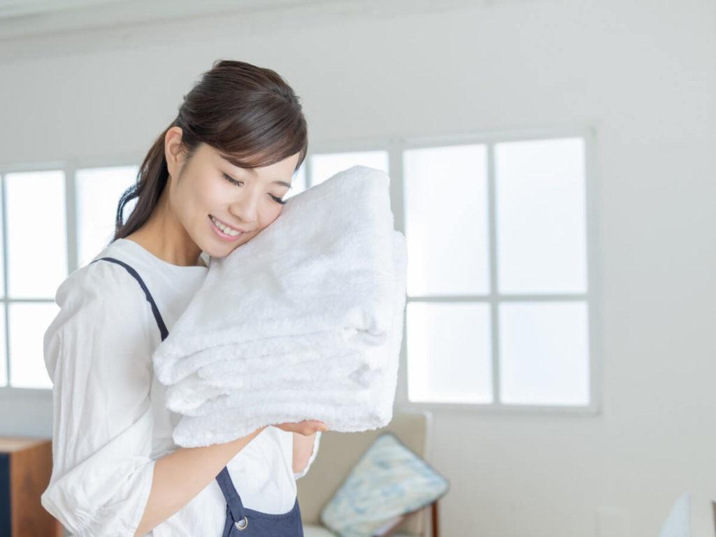 家でもクリーニング屋さんの仕上がりを再現するコツ