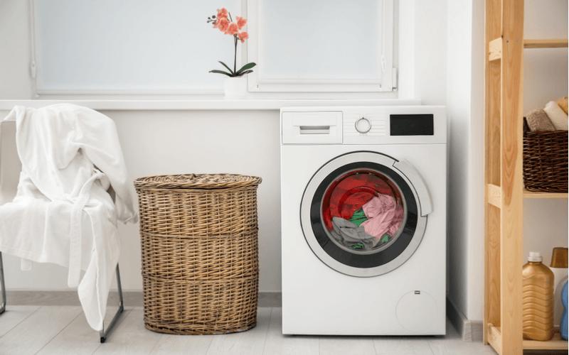 学生服を自宅で洗濯する方法