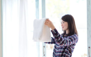 エアコンハンガーは部屋干しのときの強い味方